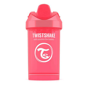 Twistshake Crawler Cup 300 ML 8 + M - Peach