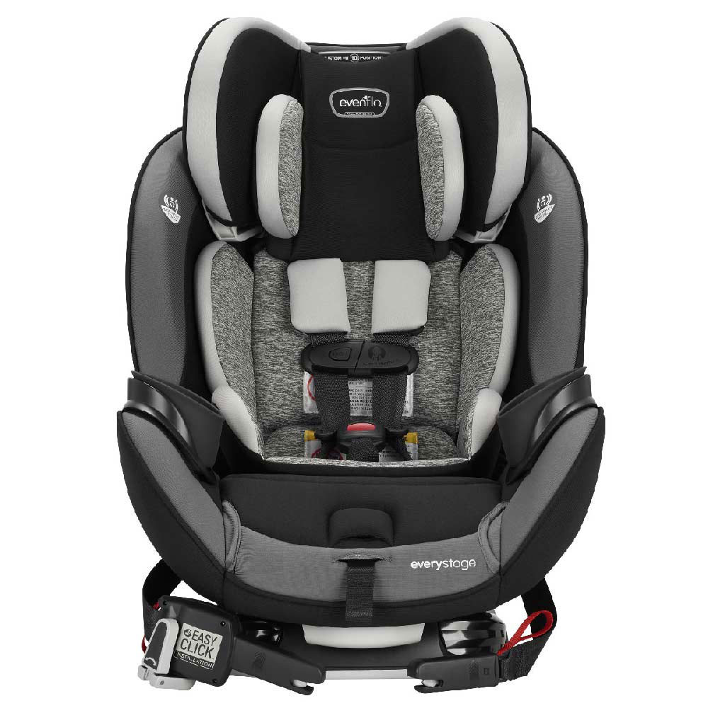 Evenflo Everystage Deluxe All In One Car Seat Canyons